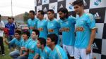 Sporting Cristal presentó oficialmente su nueva camiseta (FOTOS) - Noticias de jorge cantuarias