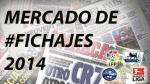 Fichajes 2014: altas, bajas y rumores del mercado - Noticias de paul di resta