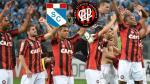 Sporting Cristal: Atlético Paranaense y su posible alineación titular - Noticias de lucas olaza