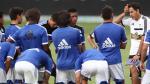 Sporting Cristal: plantel y comando técnico recibieron apoyo de su dirigencia - Noticias de jorge cantuarias