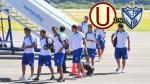 Universitario: Vélez Sarsfield llegará este lunes a Lima para enfrentar a cremas - Noticias de fabian cubero