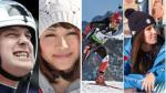 Sochi 2014: desde Semen hasta Yukas, los nombres más extraños de lo Juegos de Invierno - Noticias de elisa paita berrospi