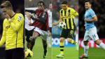 Champions League: cracks que se perderán los octavos por lesión - Noticias de shaarawy