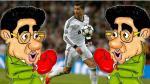 Cristiano Ronaldo generó fuerte discusión entre dos reconocidos periodistas (VIDEO) - Noticias de siro lopez