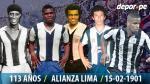Alianza Lima celebra 113 años de historia, pasión y triunfos - Noticias de alejandro guerrero