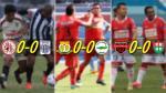 Copa Inca: ¿Cuándo fue la última vez que hubo 3 empates 0-0 el mismo día? - Noticias de jose galvez vs universitario
