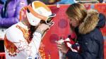 Sochi 2014: esquiador defiende a la periodista que lo hizo llorar - Noticias de chistin cooper