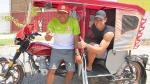 Juan Aurich: Erick Delgado y sus muletas se fueron en mototaxi (VIDEO) - Noticias de harry gordillo