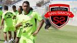 San Simón sueña con su primer triunfo en Primera División ante Alianza Lima - Noticias de diego chavarri
