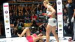 Valentina Shevchenko aplastó a brasileña en el Fusion Fighting Championship (FOTOS) - Noticias de hellen bastos