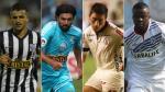 Copa Inca: esta es la legión extranjera de la temporada 2014 - Noticias de ezequiel britez
