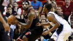 NBA: LeBron James cambió de máscara y fue clave para otra victoria de Miami Heat (VIDEO) - Noticias de mario chalmers