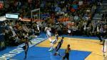NBA: Russel Westbrook brilló con Oklahoma y encabeza el top 10 de mejores jugadas (VIDEO) - Noticias de charlotte bobcats