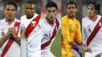 Selección Peruana: esta sería la base de jugadores de Pablo Bengoechea - Noticias de roberto farfan rios