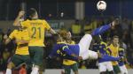 Ecuador logró increíble remontada de 4-3 ante Australia - Noticias de mitchell langerak