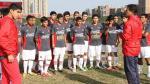 La Selección Peruana Sub 17 ya está en Santiago para disputar los Odesur 2014 - Noticias de sudamericano sub 17 argentina