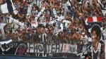 Sporting Cristal vs. Alianza Lima se jugará sin tribuna sur - Noticias de metallica noticias