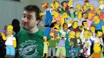 Los Simpson: conoce al comediante que imita 33 voces famosas - Noticias de mr burns