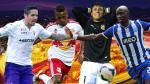 Europa League: estos son los resultados de ida de los octavos de final - Noticias de viktoria plzen goles