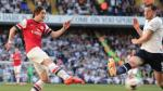 Arsenal venció 1-0 al Tottenham con terrible golazo de Tomas Rosicky - Noticias de thomas rosicky