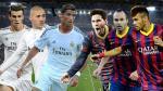 Real Madrid vs. FC Barcelona: ¿Cómo llegan los equipos al clásico? (VIDEOS) - Noticias de fernando gimeno