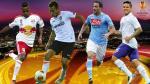 Europa League: resultados de vuelta de los octavos de final - Noticias de viktoria plzen goles