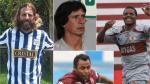 10 apodos extraños en la historia del fútbol peruano - Noticias de max cabello