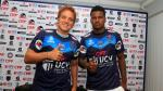 César Vallejo presentó a sus dos últimos refuerzos para la Copa Inca 2014 - Noticias de angelo mannucci