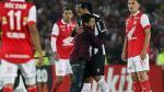 Ronaldinho y el niño que burló la seguridad solo para abrazarlo (VIDEO) - Noticias de octavos de final copa libertadores 2013