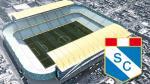 Sporting Cristal: Municipalidad del Rímac suspendió la construcción de su estadio - Noticias de armando filomeno