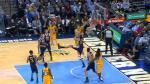 NBA: gigante ruso y su tremenda clavada lideran el ránking de la jornada (VIDEO) - Noticias de denver nuggets