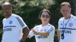 Eva Carneiro y el día que anotó un golazo en los entrenamientos - Noticias de mark schwarzer