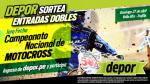 Campeonato Nacional de Motocross: conoce a los 20 ganadores de las  entradas dobles - Noticias de jesus revilla