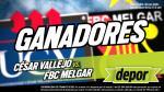 César Vallejo vs. Melgar: estos son los ganadores de las 25 entradas dobles - Noticias de yuri rios diaz