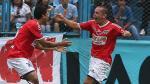 Unión Comercio ganó 3-2 a Juan Aurich y sigue invicto en casa - Noticias de edgar merino