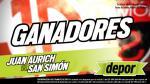 Juan Aurich vs. San Simón: estos son los ganadores de las 20 entradas dobles - Noticias de simon ramirez espinoza