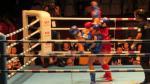 Valentina Shevchenko clasificó a semifinales del Mundial de Muay Thai 2014 - Noticias de cassandra lynn