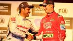 Nicolás Fuchs quedó tercero en el Shakedown del Rally de Argentina y retó a Nasser Al-Attiyah - Noticias de rally mundial 2013