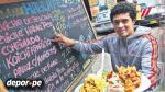 Koichi Aparicio: su gran momento en Alianza Lima y el plato que lleva su nombre - Noticias de kohji aparicio