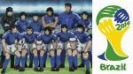 """Brasil 2014: Japón de Supercampeones y su """"lista"""" de 23 para el Mundial - Noticias de richard tex tex"""