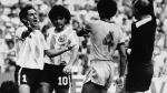 Brasil 2014: Maradona y los cracks de Argentina que fueron excluidos de los Mundiales - Noticias de claudio caniggia