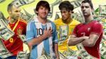 Brasil 2014: ¿cuál es la selección más cara del Mundial? - Noticias de herzegovina inglaterra espana