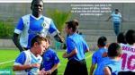 Boris Tchako: el jugador del Hércules que dice tener 12 años - Noticias de joseph minala