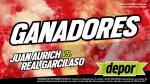 Juan Aurich vs. Real Garcilaso: estos son los ganadores de las entradas dobles - Noticias de daniela rivas