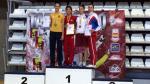 Julissa Diez Canseco ganó la medalla de oro en Open de España - Noticias de odesur 2014
