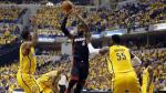 NBA Playoffs: Miami Heat venció a Indiana Pacers y empató la serie final en la Conferencia Este - Noticias de lance stephenson