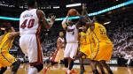 NBA Playoffs: Miami Heat derrotó 99-87 a los Indiana Pacers y ponen la serie 2-1 (VIDEO) - Noticias de roy hibbert