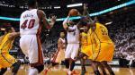 NBA Playoffs: Miami Heat derrotó 99-87 a los Indiana Pacers y ponen la serie 2-1 (VIDEO) - Noticias de roy hibbert