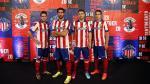 Atlético de Madrid: conoce la nueva camiseta para la próxima temporada - Noticias de javier manquillo