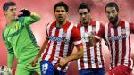 Atlético de Madrid: ¿qué jugadores se irían tras perder la Champions League? - Noticias de diego ribas